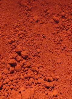 Red Oxide Powder Pigment- 14 grams