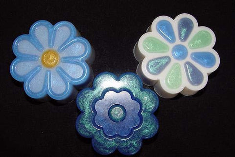Retro Flower Soap Mold