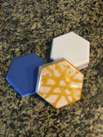 NEW Hexagon Mold