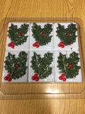 Holly Leaf Tray Mold