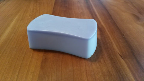 Bowed Bar Soap Mold