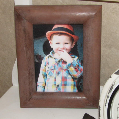 Half Dome 5x7 Picture Frame Kit