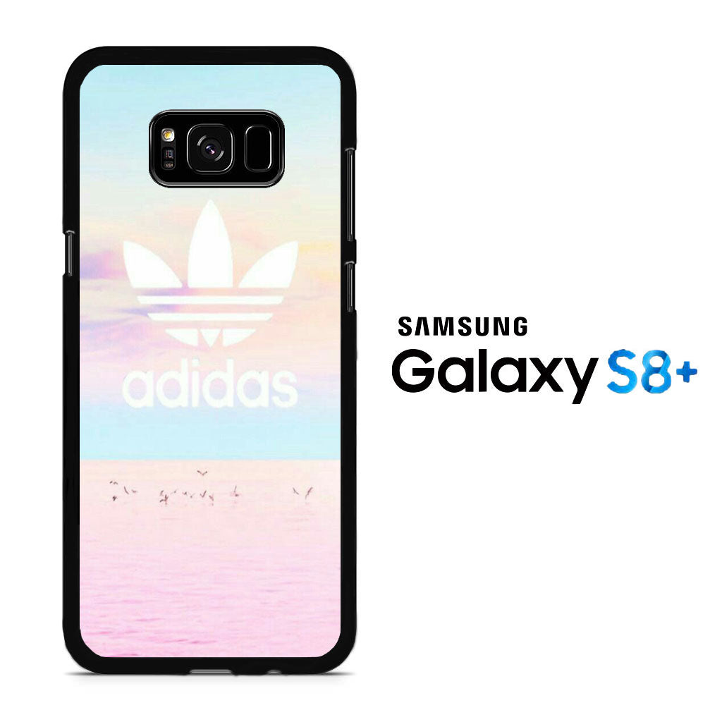 new product 00523 adee4 Adidas The Pink Sea Samsung Galaxy S8 Plus Case