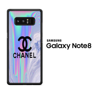 new style 0f3be b36b6 Chanel Marble Colour 001 Samsung Galaxy Note 8 Case