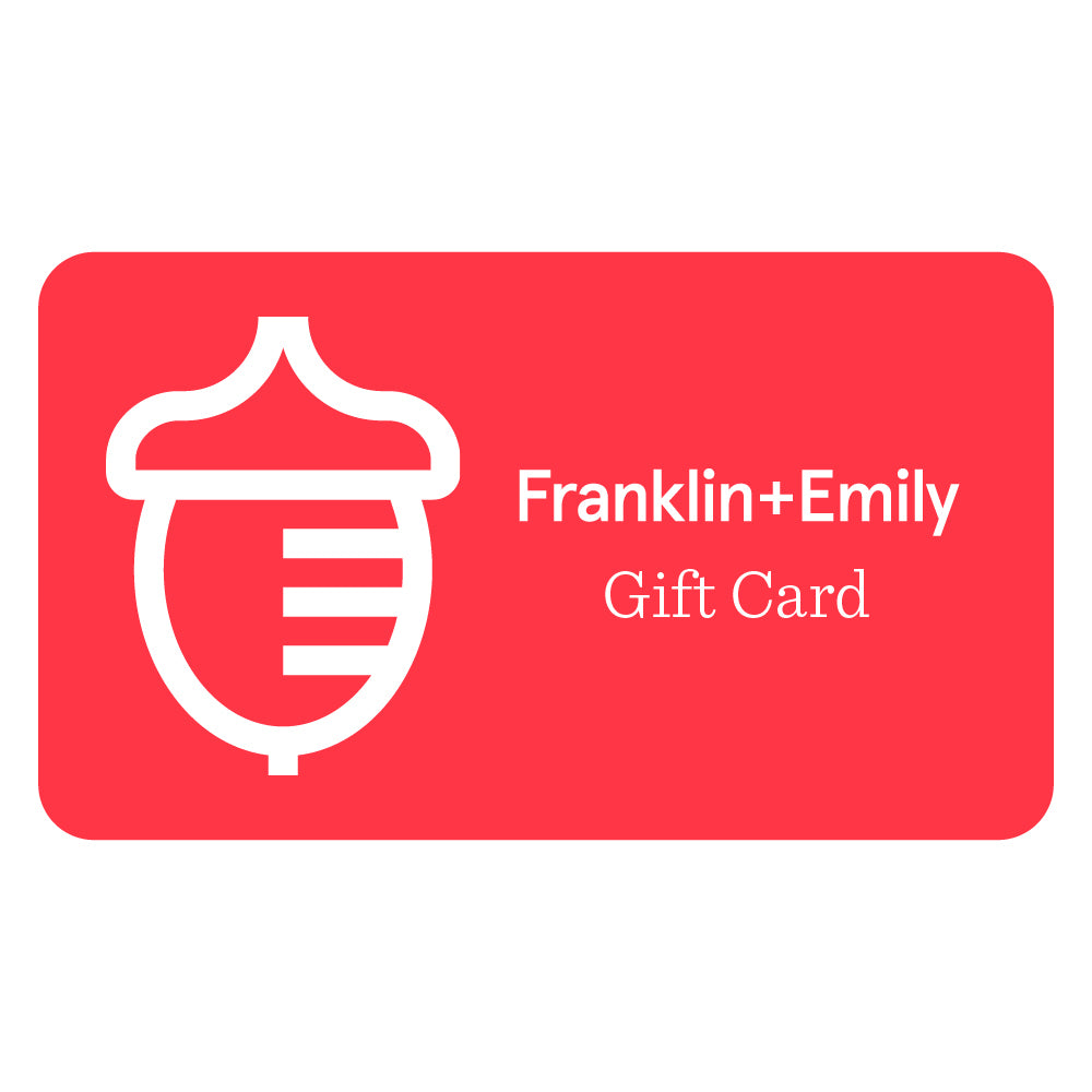 Franklin+Emily Gift Card
