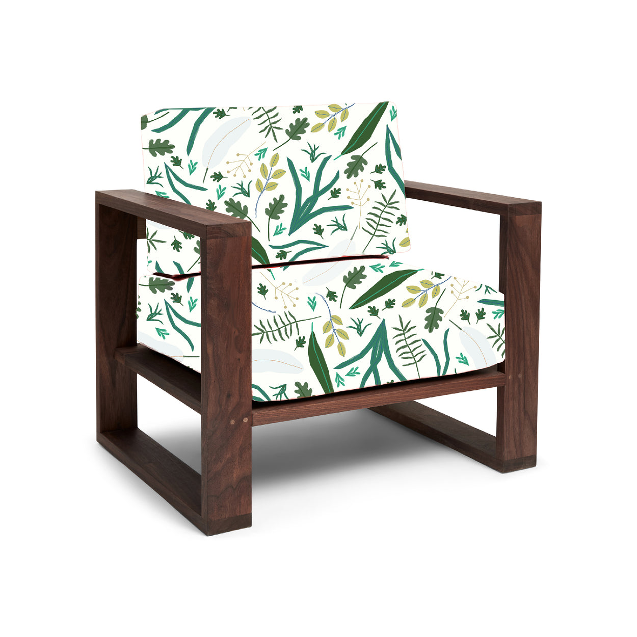 Limited Edition Botanical Print Chair