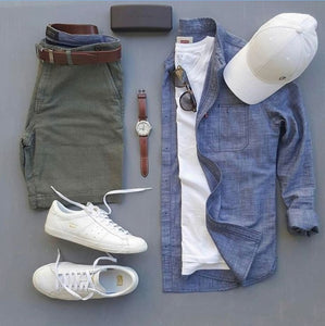 Best Men's Spring Casual Outfits Combination
