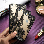 Shockproof Matte Clear Soft TPU Silicone Back Case Cover for iPhoneS - Toplen