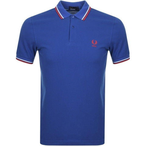 Fred Perry Men's Polo T Shirt - Toplen