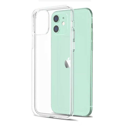 Ultra Thin Clear Phone Case For iPhone 11