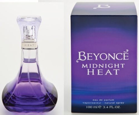 BEYONCE MIDNIGHT HEAT 100ML EAU DE PARFUM SPRAY