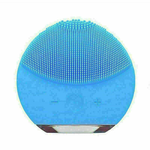 Silicone Electric Facial Cleansing Spa Massage Cleaner Brush