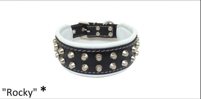Leather Collar-