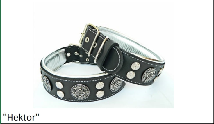 Leather Collar- The