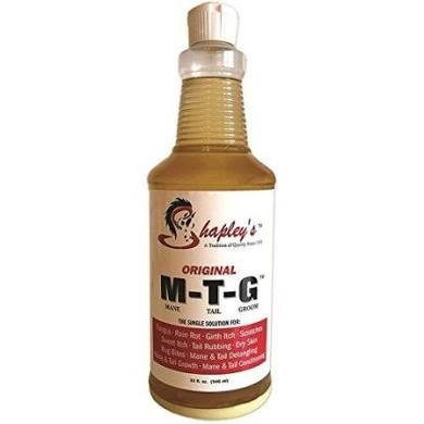 Shapley's Original M-T-G Mane Tail Groom Horse Solution 32oz