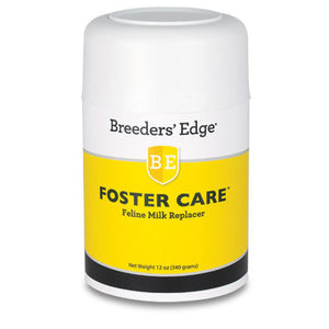 Breeders Edge Foster Care Feline Milk Replacer