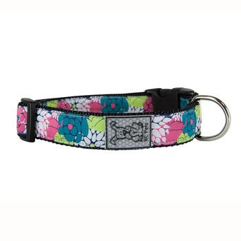 Full Bloom Adjustable Dog Collar by RC Pet