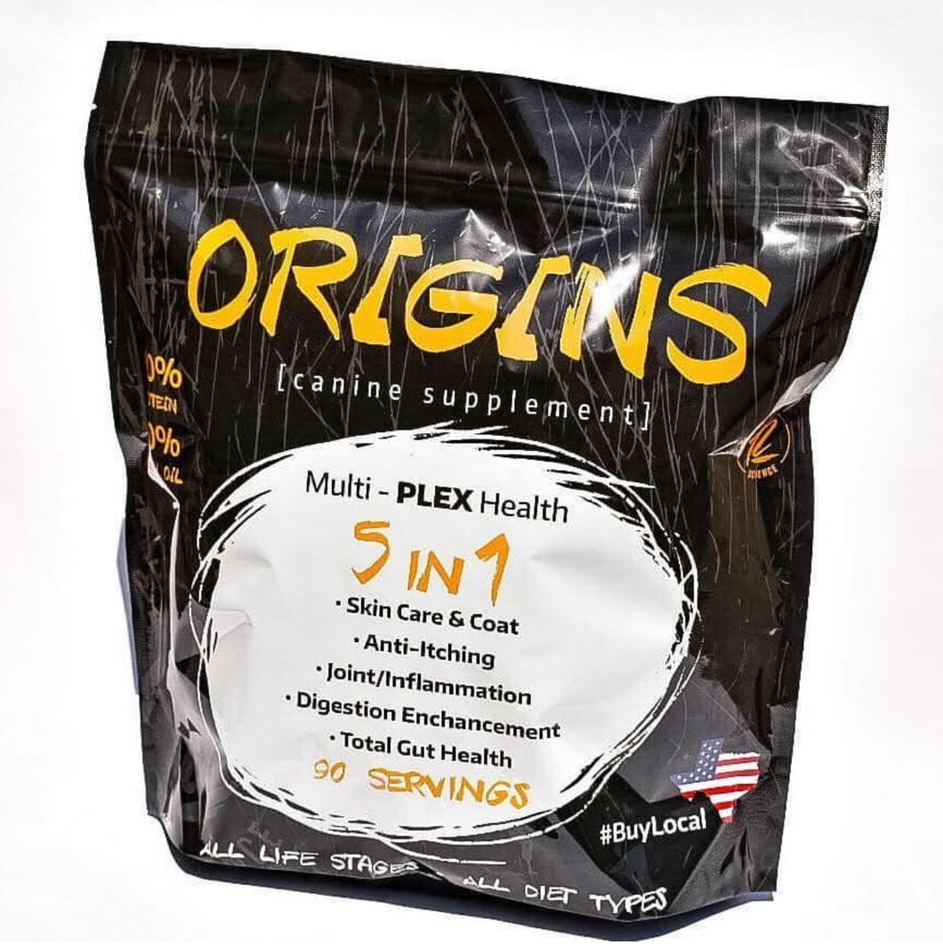 Origins 5 in 1 Supplement