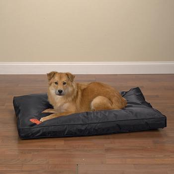 Slumber Pet Toughstructable Dog Bed - Black