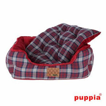 Theodore House Dog Bed - Wine