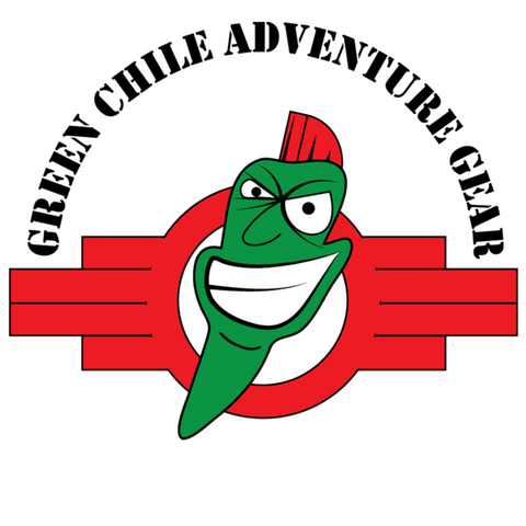 Green Chile Adventure Gear Vinyl Sticker