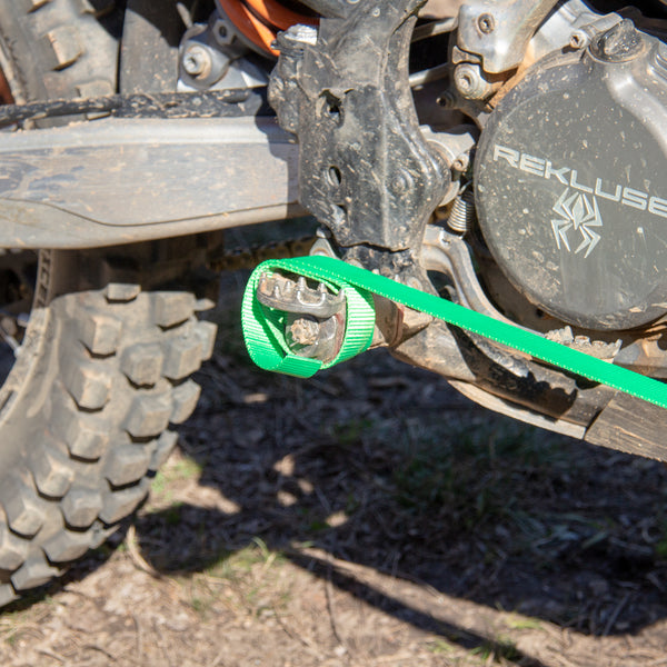 Dynatow Dynamic Motorcycle Tow Straps