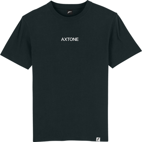 Axtone Approved - Embroidered Black Short Sleeve Tee