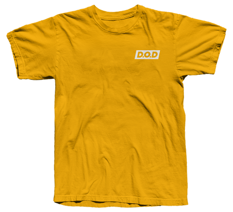 D.O.D T-Shirt, Yellow
