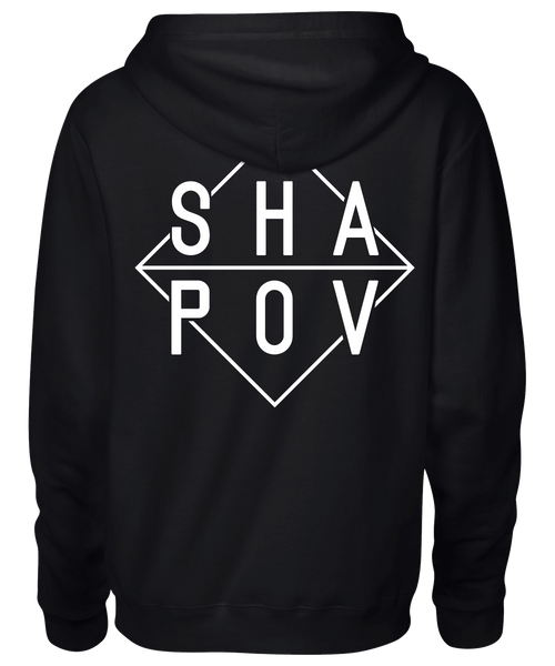 Shapov Hood, Black