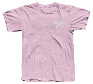 Axtone 'Miami' Light Pink T-Shirt