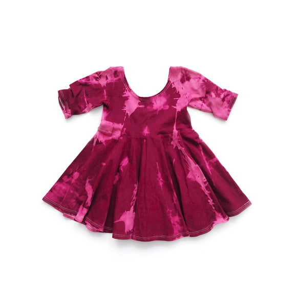 girls-red-dress-free-shipping-boutique-for-kids-tie-dye