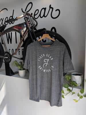 Fixed Gear Crewneck T-Shirt