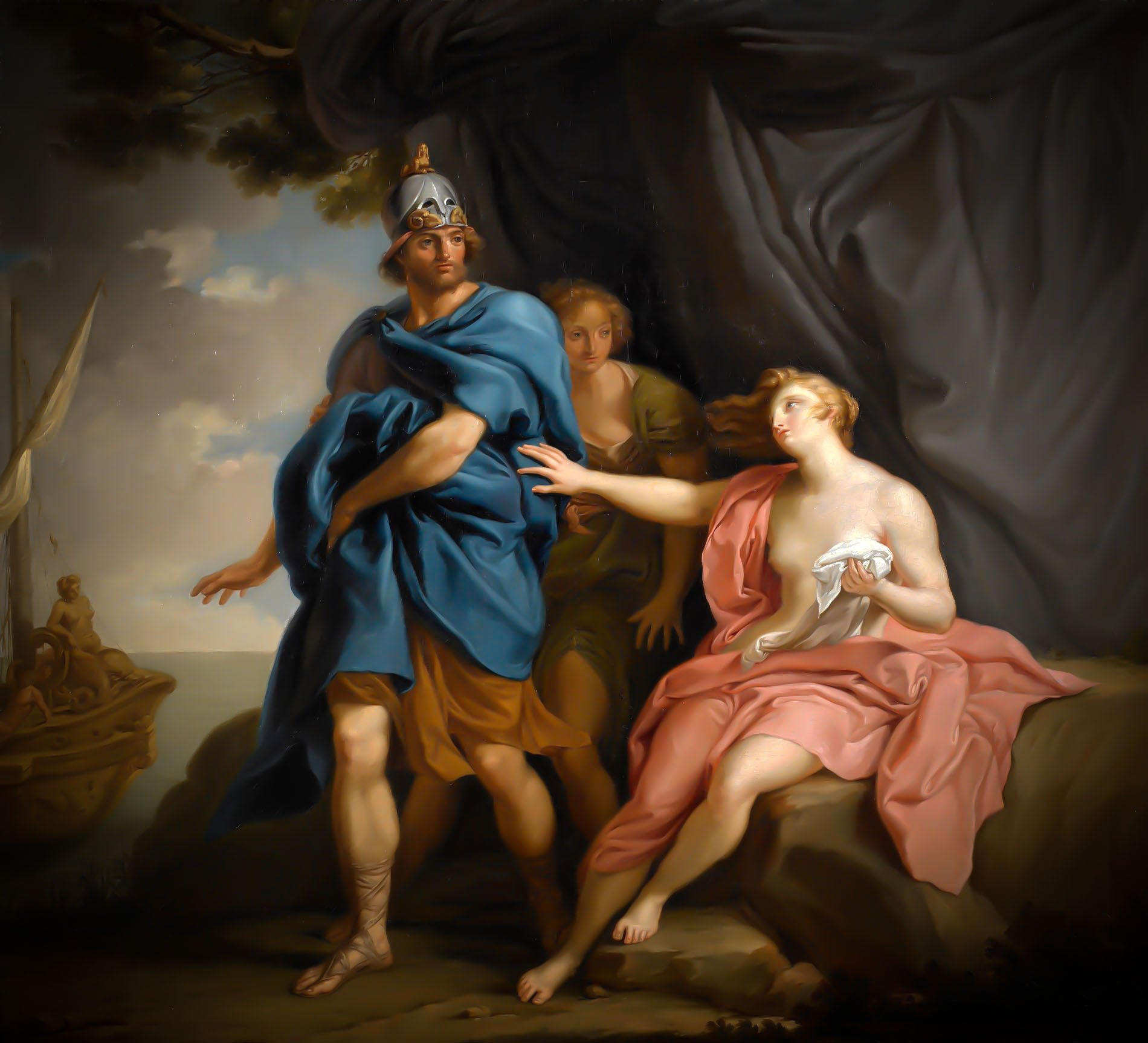 The love story of Aeneas and Dido - The Roman prequel series - Part 3