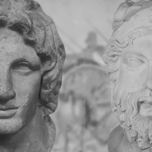 Alexander the Great v Parmenion