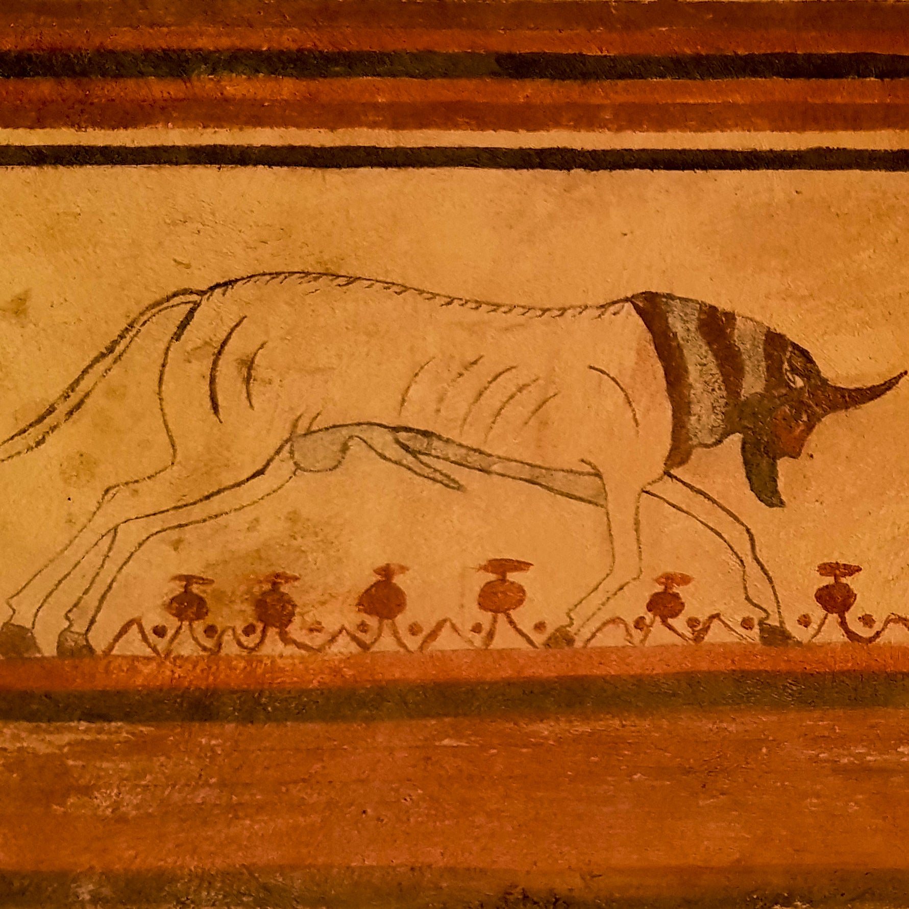The Tomb of the Bulls – Etruscan Homophobia beyond the Grave or just a Joke?