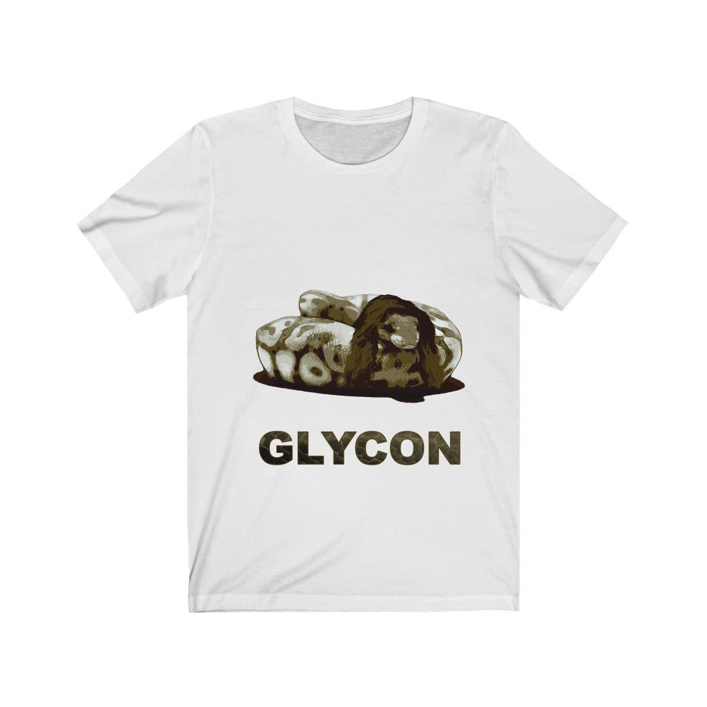 Glycon the Snake Oracle  Short Sleeve T-shirt