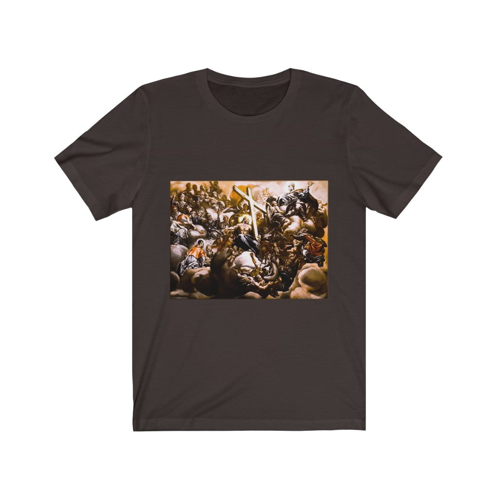 Triumph of the Cross Short Sleeve T-shirt