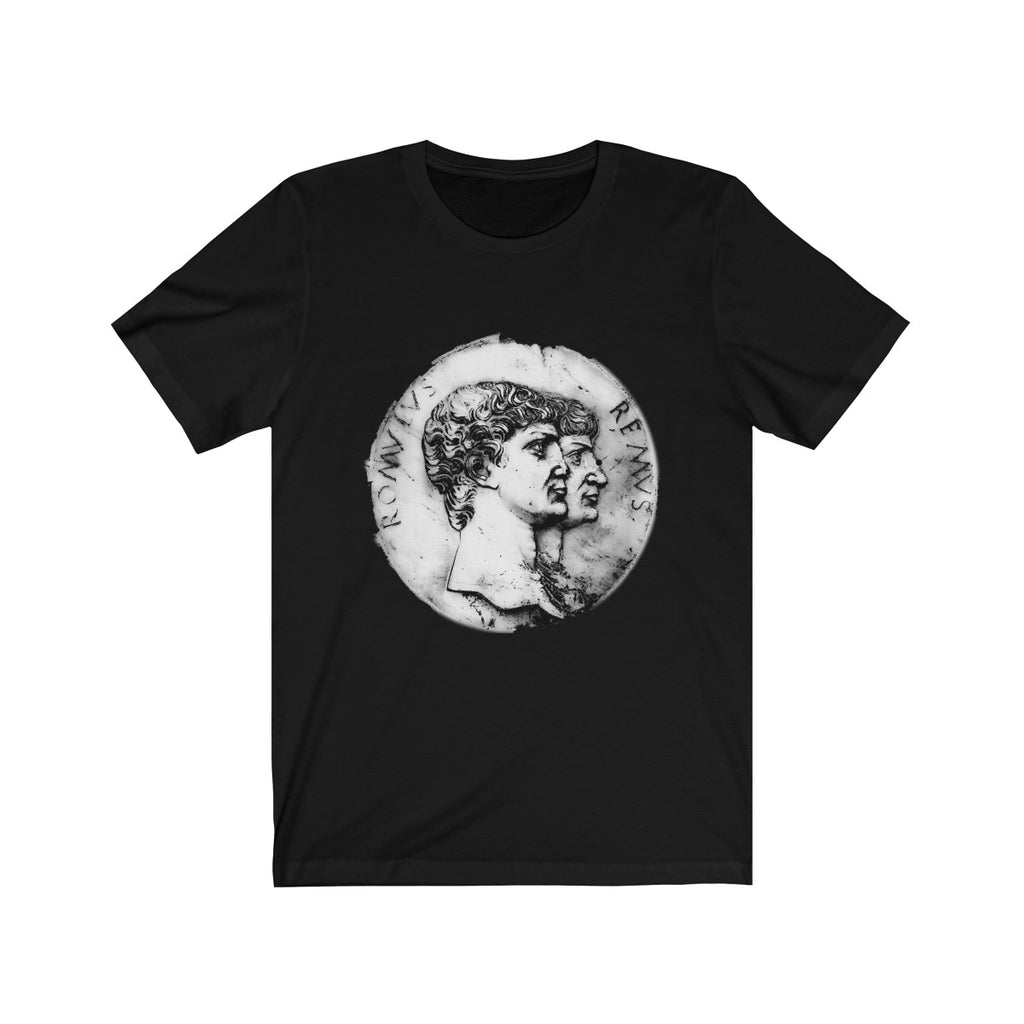 Romulus and Remus Unisex Short Sleeve T-shirt