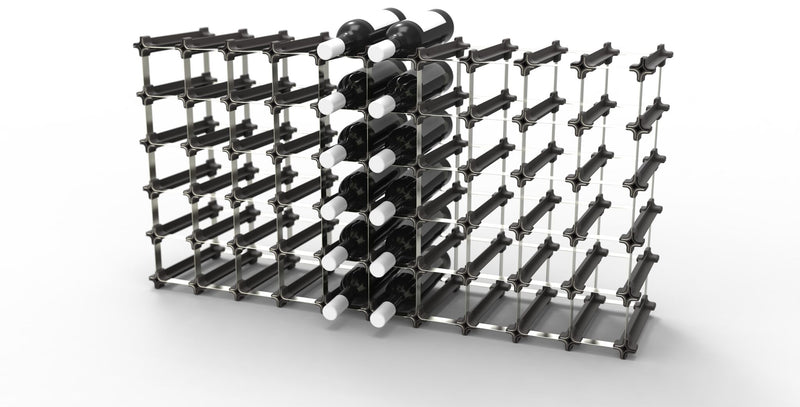 NOOK 50 Bottle Modular Wine Rack