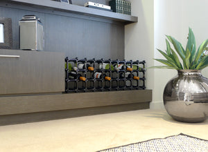 NOOK Wine Rack Horizontal Configuration