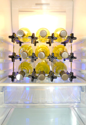 NOOK Wine Rack in Refridgerator