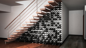 NOOK 50 Wine Rack Understairs