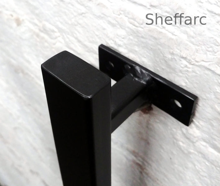 Stylish metal grab handle - rail - Bar - style 8