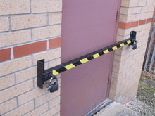 Drop-in Door Security Bar for Home, Office, Garage, Shed, Beach Hut, Stables - www.sheffarc.com