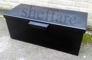 3mm thick Steel Tool Box, Site Safe, Van Tool Security Vault - www.sheffarc.com