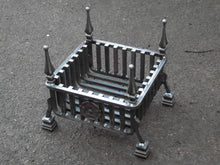 DOG GRATE / FIRE BASKET wood log burner - www.sheffarc.com
