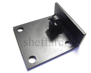 Hasp and Staple - Heavy Duty with Shielded Padlock - www.sheffarc.com