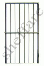 Hinged door security gate / grille for home, office or garage - www.sheffarc.com