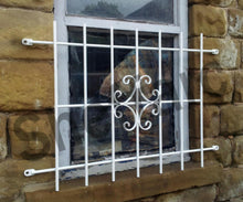 Window security grilles for garage, office and home, Raised or Flat Fixed - www.sheffarc.com
