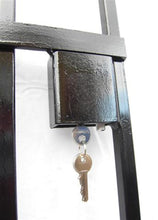 Removable security door grille / gate for garage, office or home - www.sheffarc.com